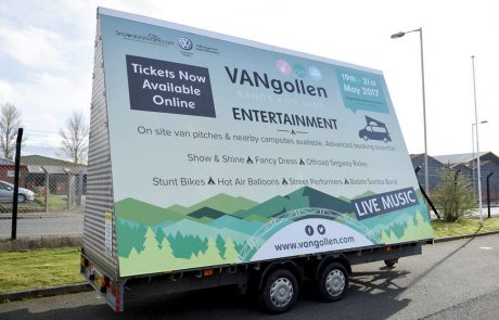 Vangollen Music Festival Advertising Trailer