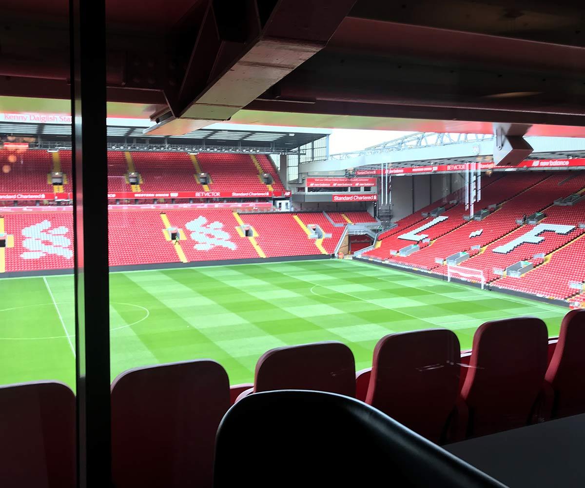LFC Anfield Internal
