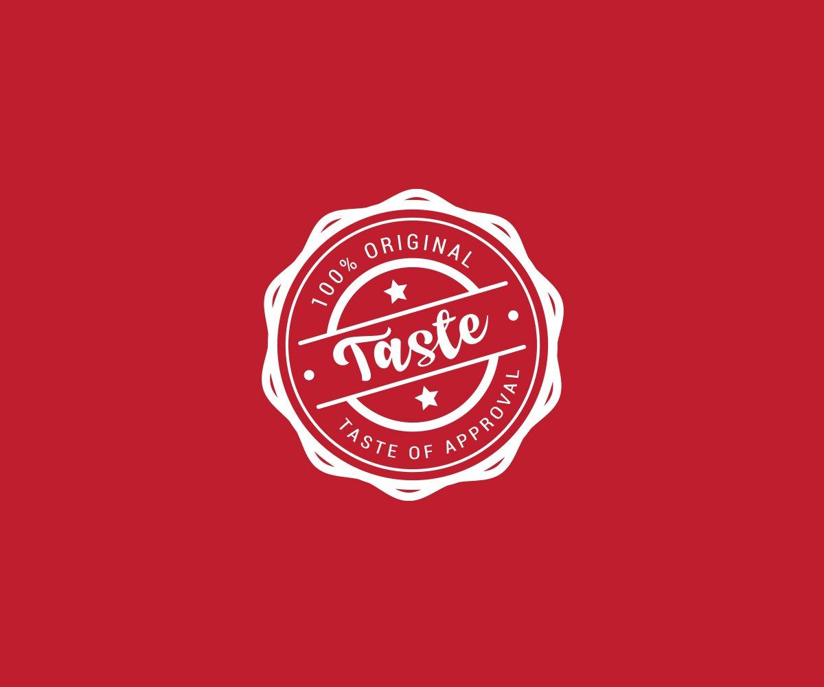 TASTE Stamp logo