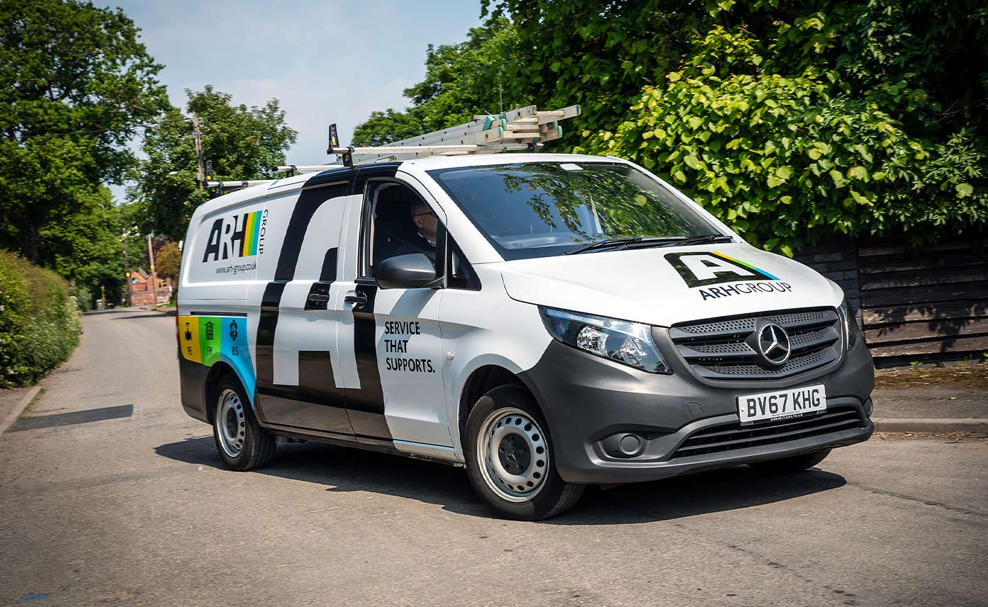 Fleet Graphics for ARH Group by Now Group