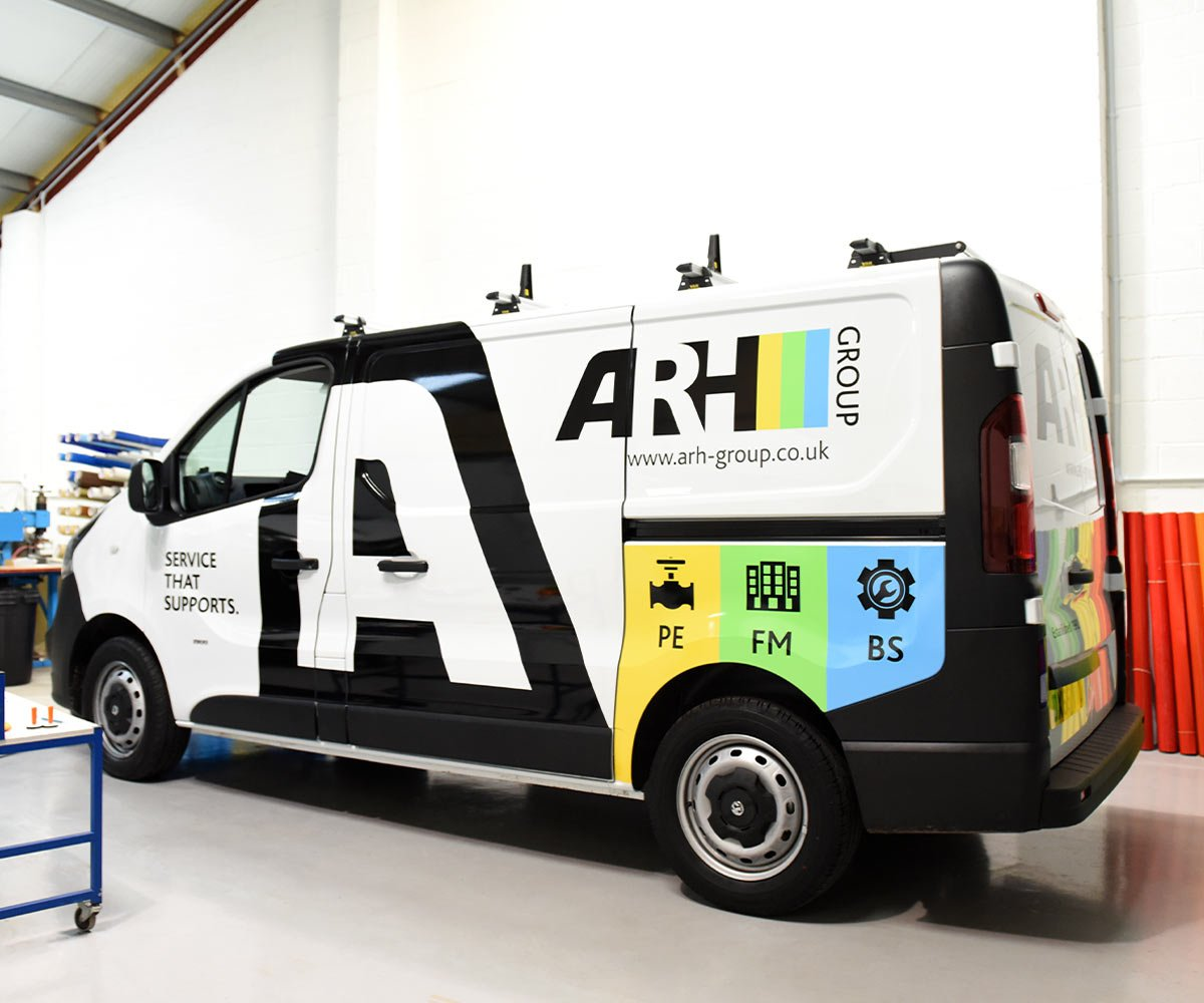 ARH Group vehicle livery