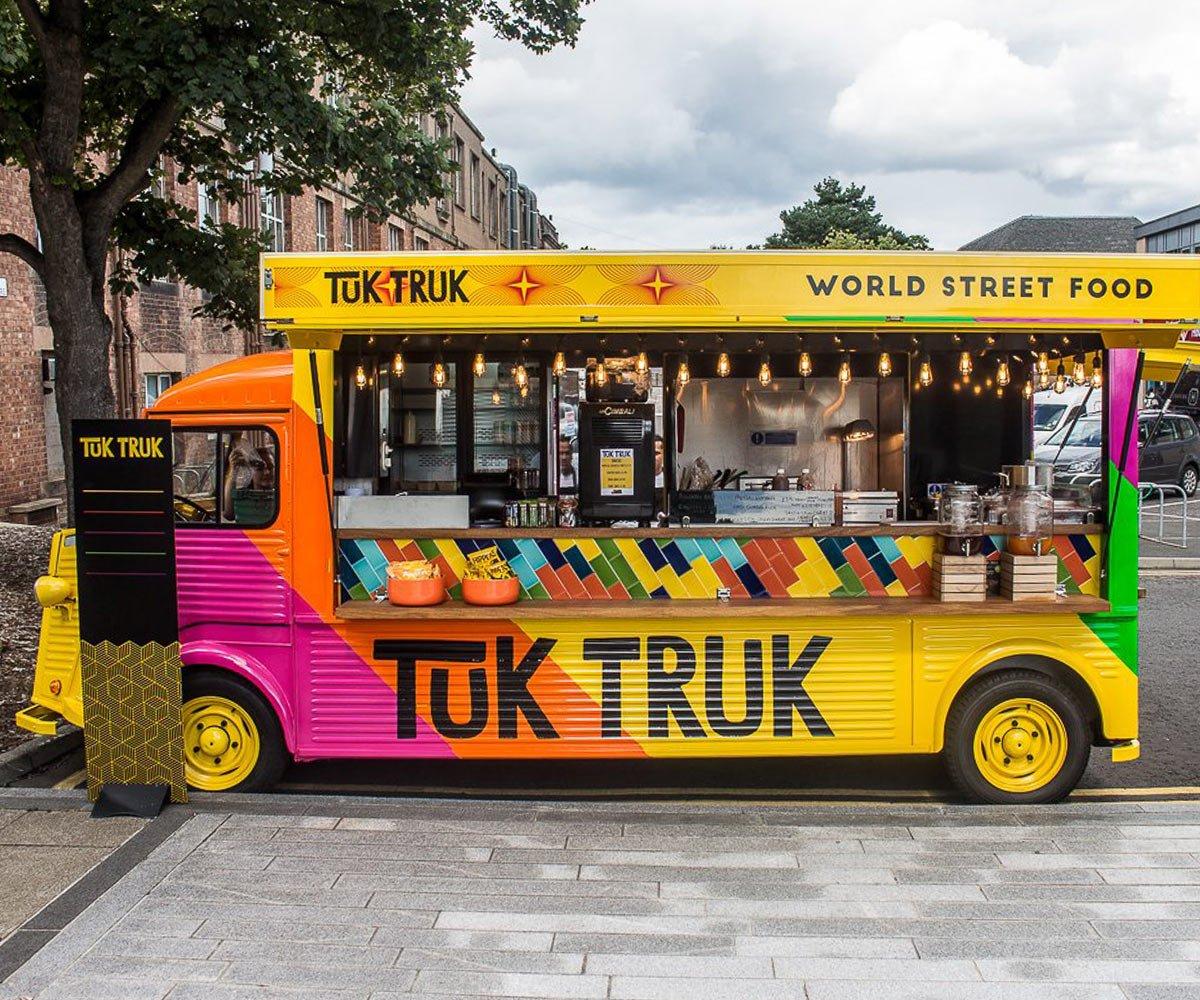 Tuk Truk Food Truck Conversion Now Group Portfolio