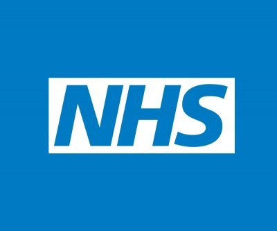 NHS- blue logo