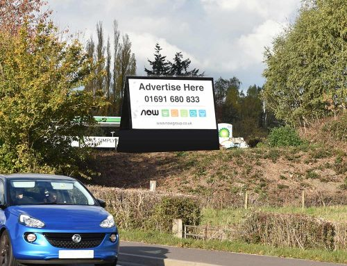 Roadside Advertising – Advertising That Never Sleeps