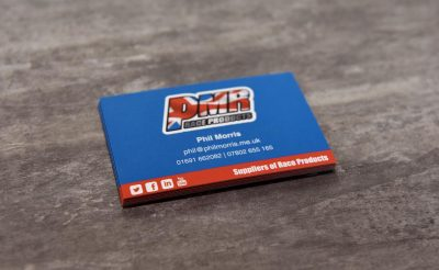 PMR Race Products business cards