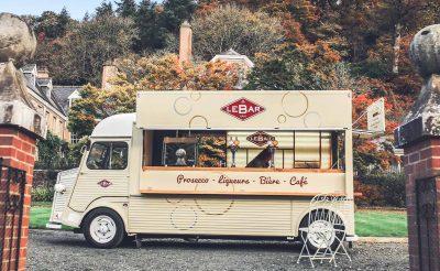 Le Bar Van HY Van Catering Conversion