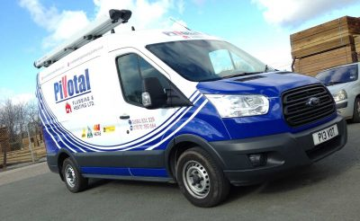 Pivotal Plumbing Heating Vehicle Wrap - Oswestry Vehicle Wrpa