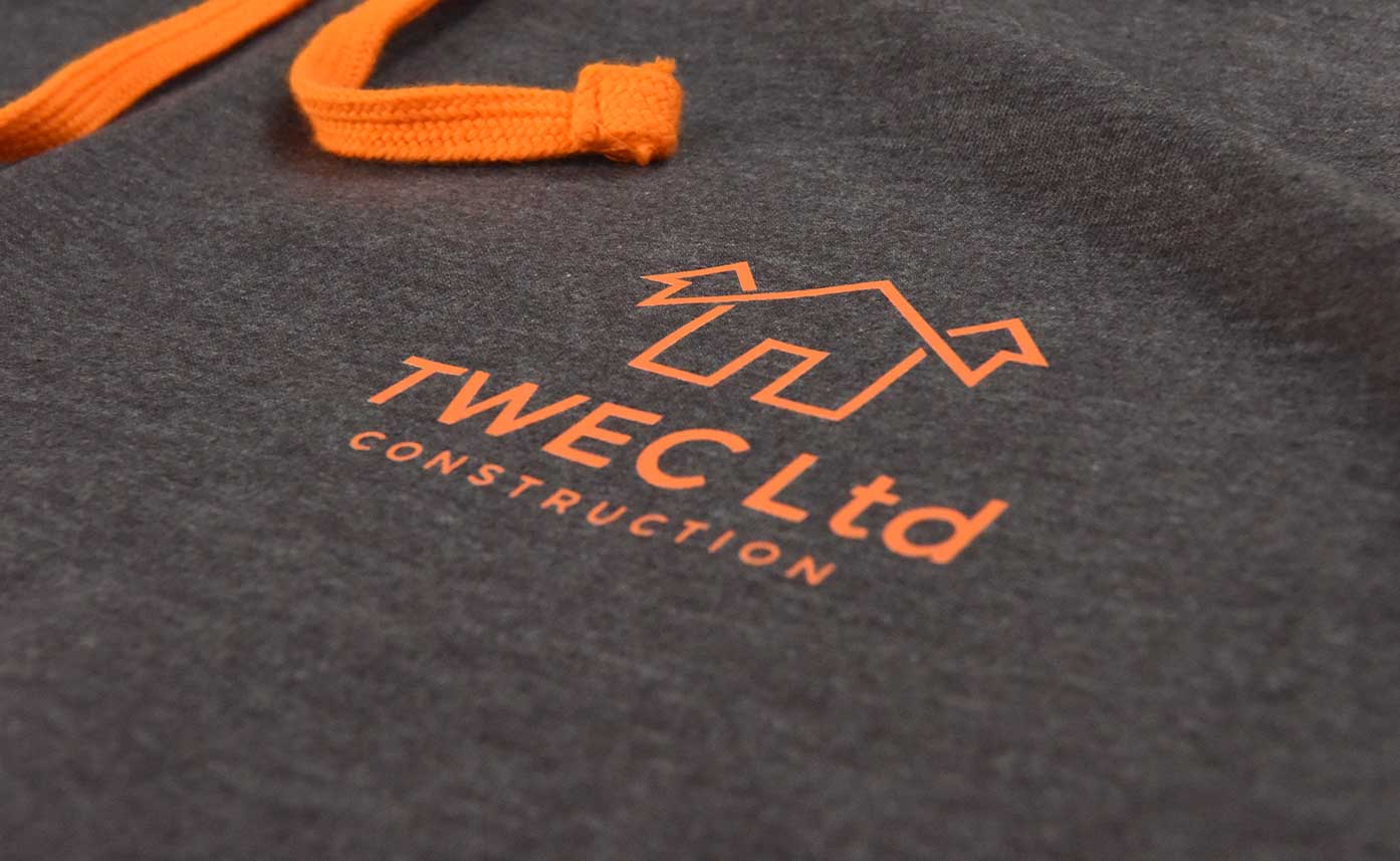 TWEC Printed Hoodies - Printed garments