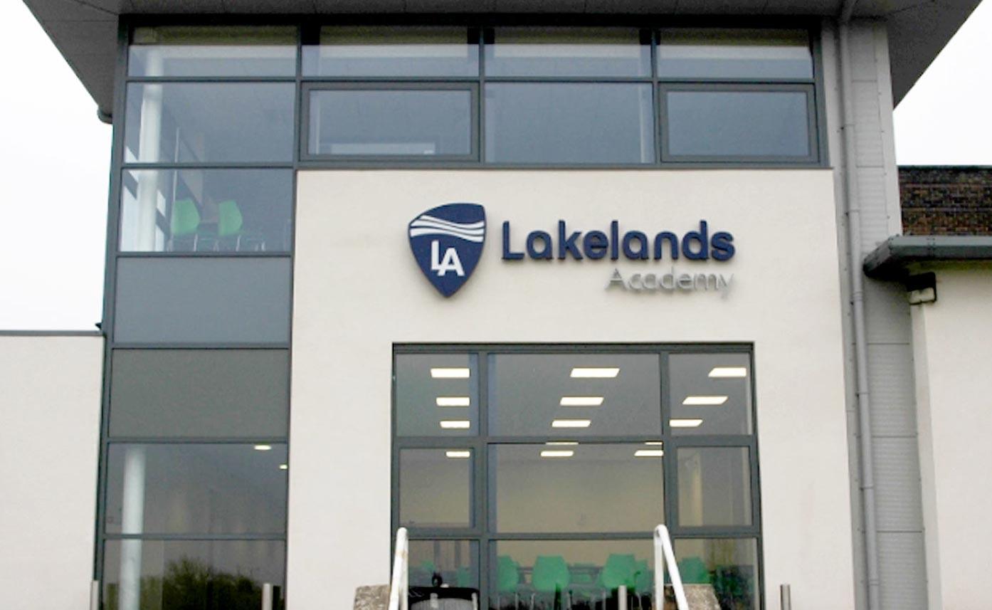 Lakelands Academy Signage - School Signage