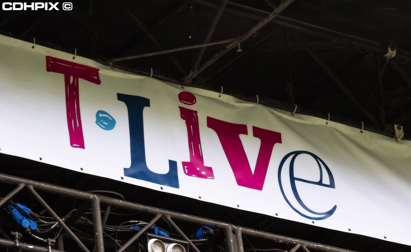 Event printing T live music festival banner
