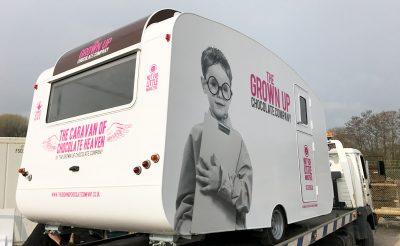 Grown Up Choco Co - Caravan