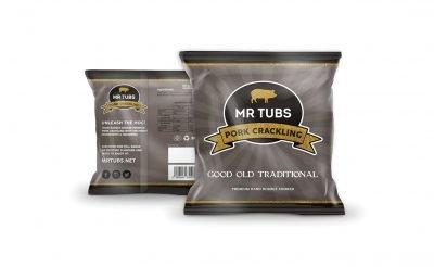 Mr Tubs Food Packaging Design Oswestry