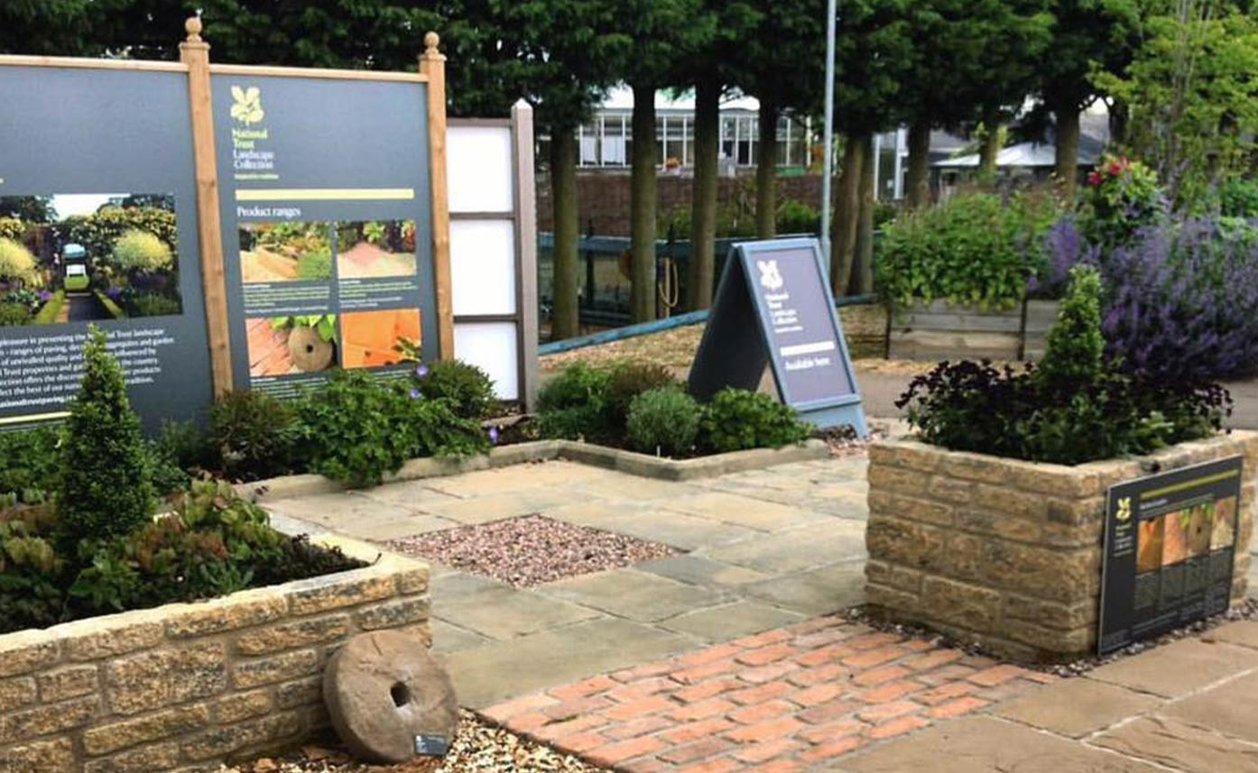Westminster Stone Printed Landscaping Boards