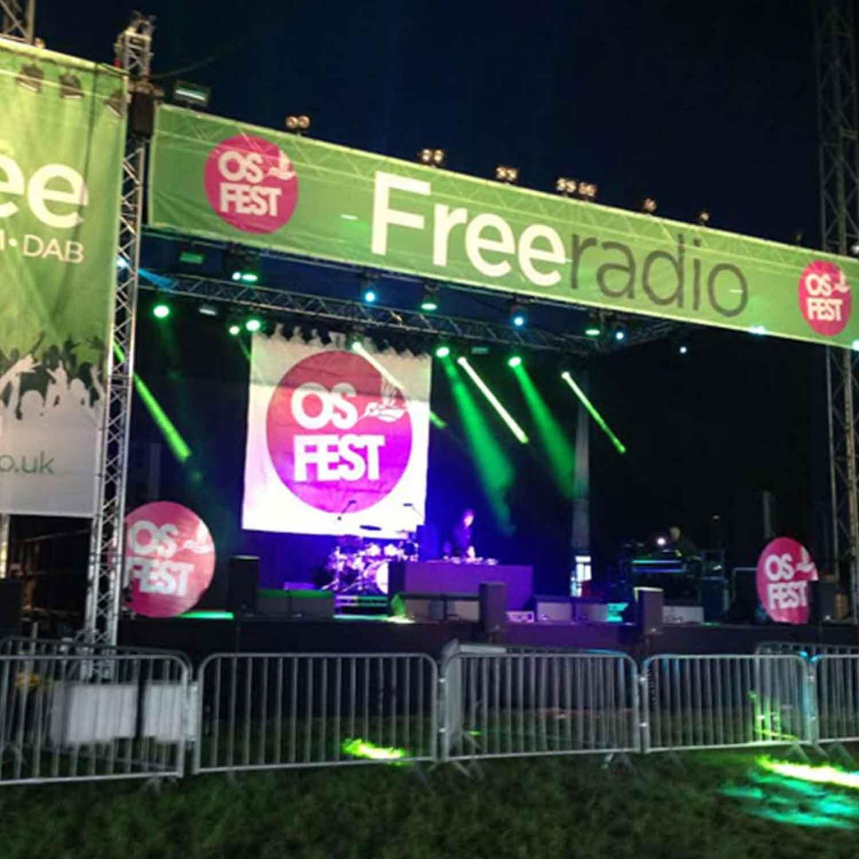Os-Fest Event printing - Music Festival Printing