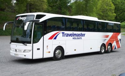 Owens Travelmaster Transport Graphics