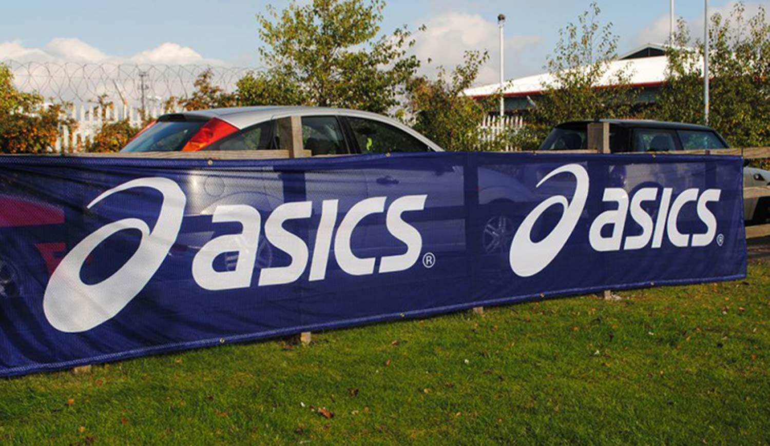 Printed banners for outdoors - outdoor banner printing