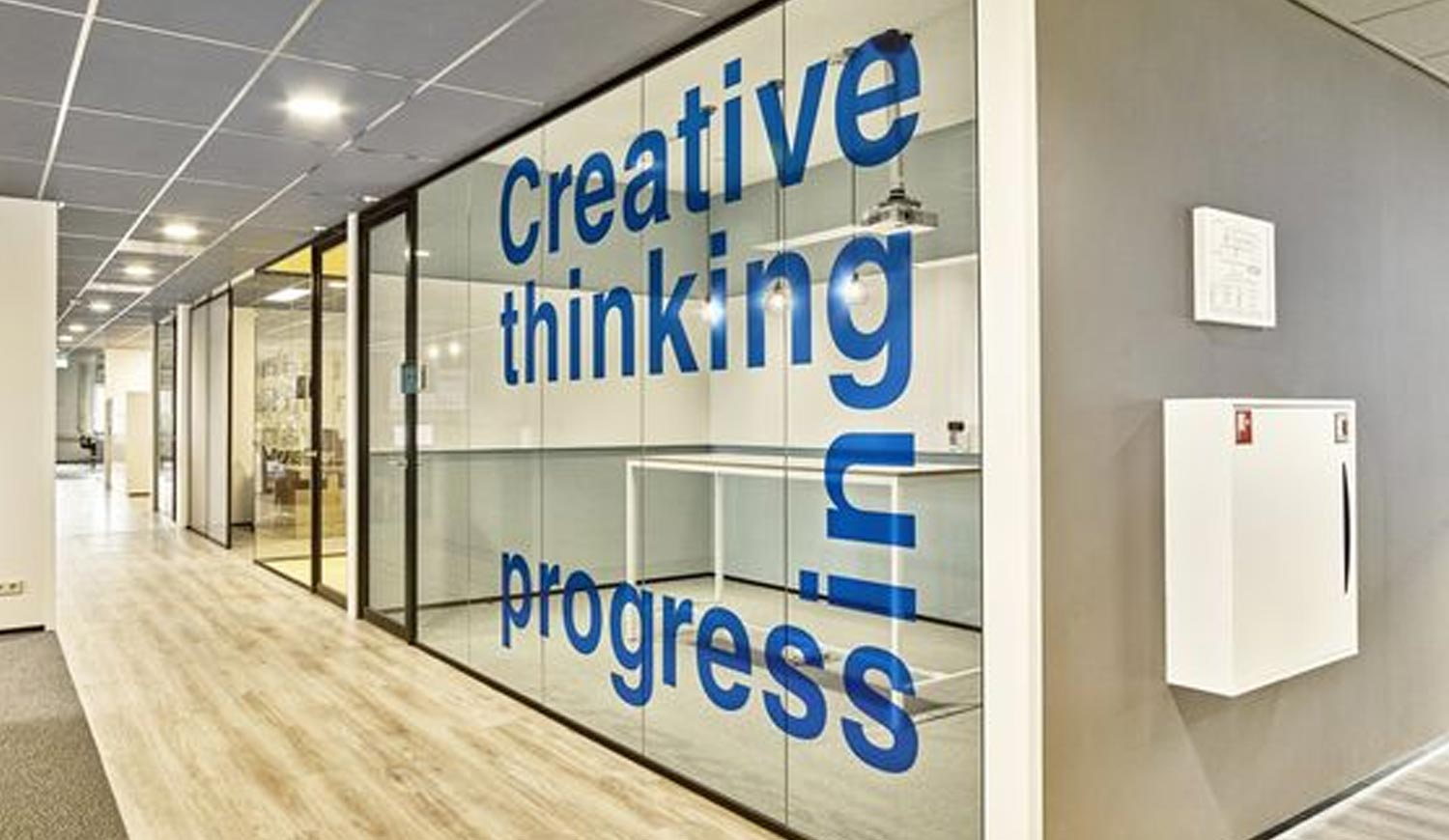 Window Graphics and Door Graphics for Offices