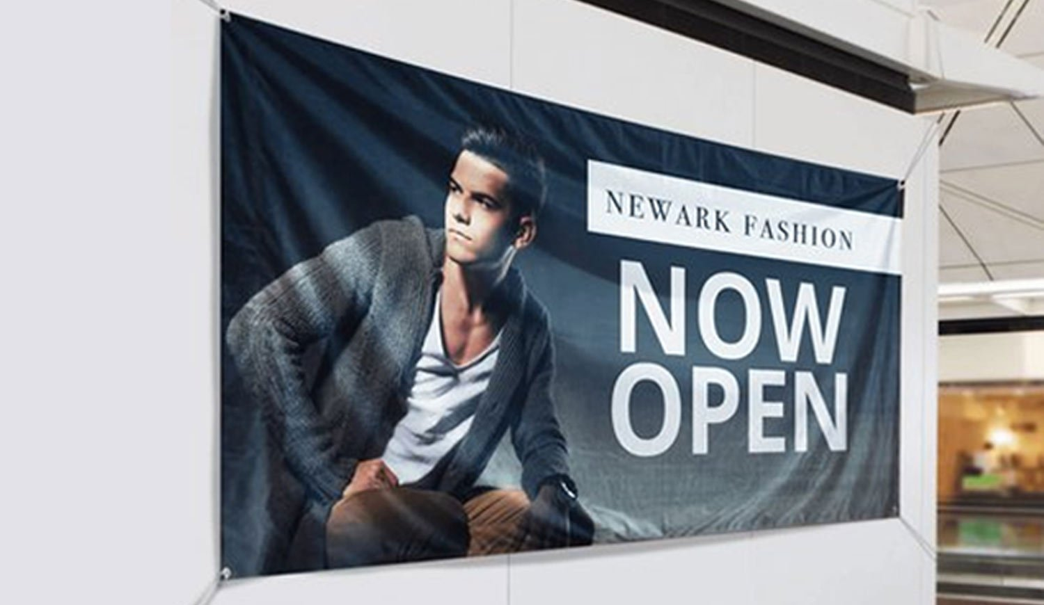 Fabric Banner printng - printed cloth banners - Now Group