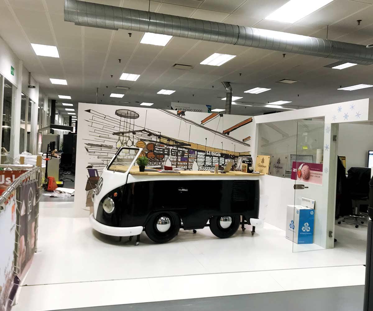 VW Camper Desk HP