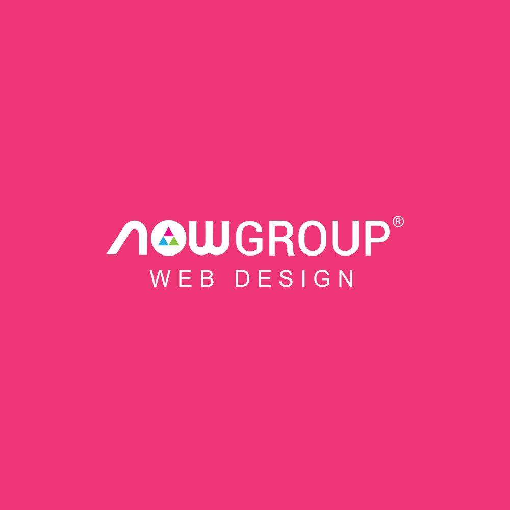 Now Group Web Design Logo
