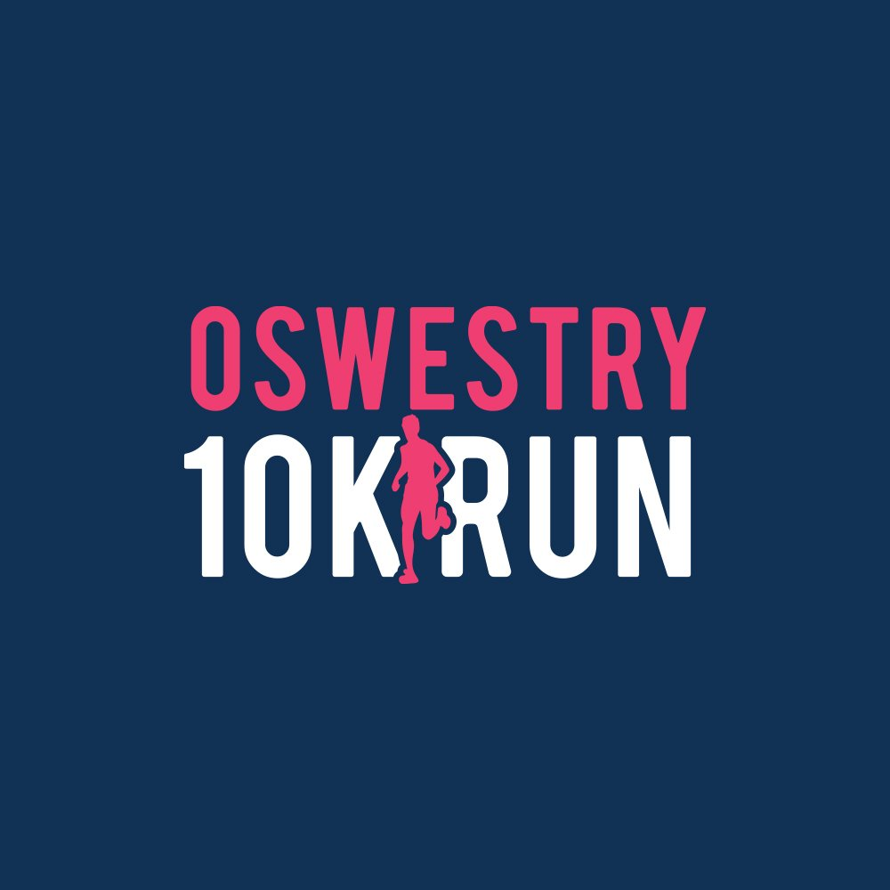 Oswestry 10K Logo