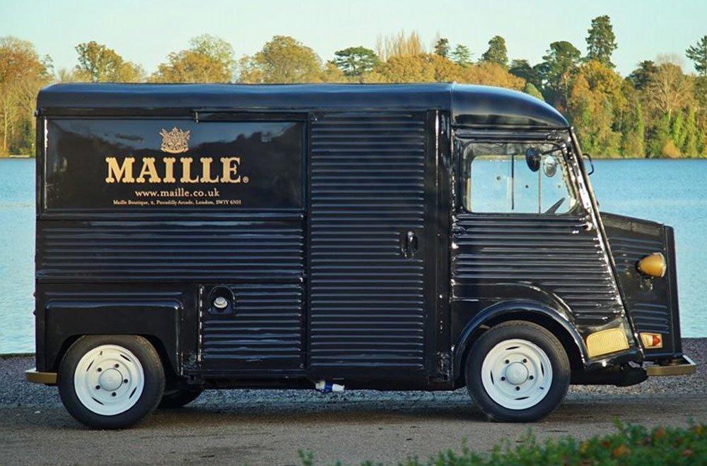 Mailee HY Van Conversion