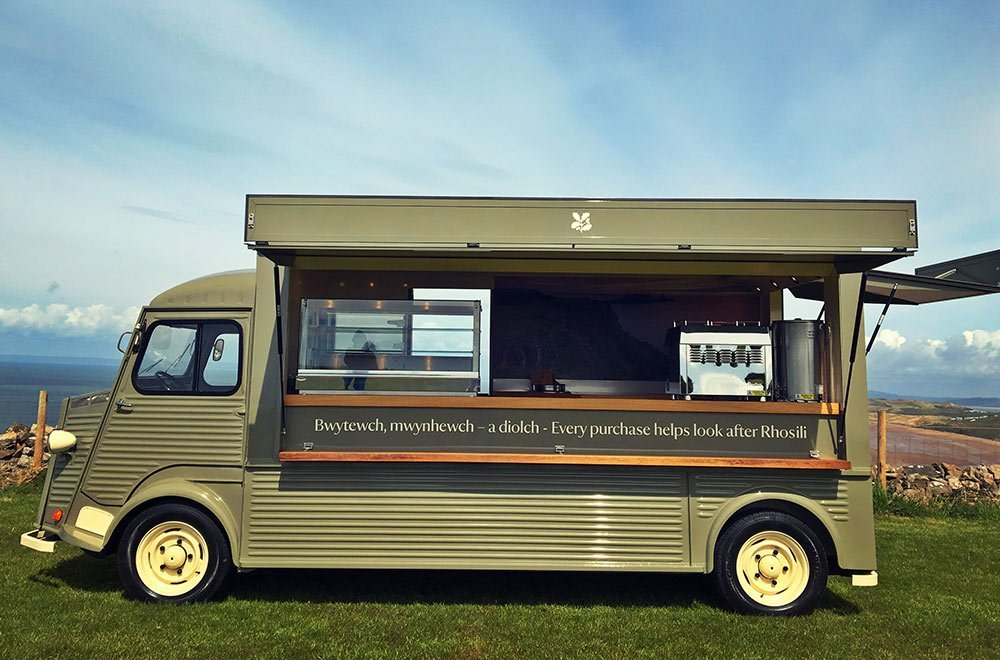 Rhossili Catering HY Van