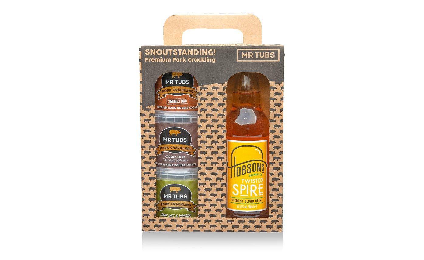 Gift Set Packaging Design Mr Tubs Photoshoot